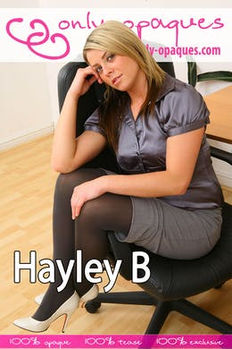 Hayley B at Only-Opaques