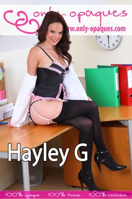Hayley G at Only-Opaques